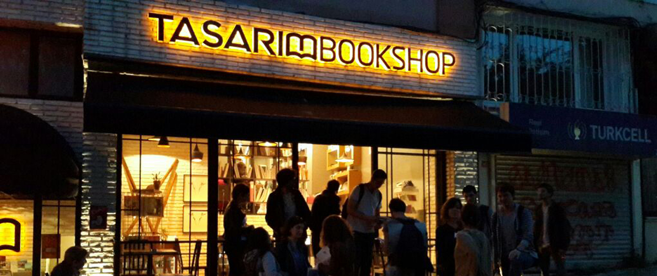 TASARIM BOOK SHOP